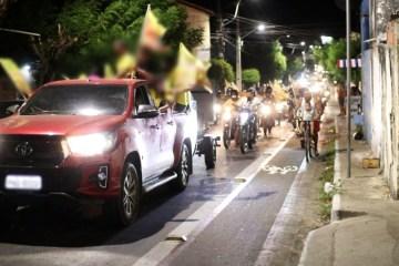 Comícios, carreatas e arrastões em João Pessoa permanecem suspensos no segundo turno em João Pessoa, diz juiz eleitoral