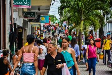 comércio 1 - PIB cresce 7,7% no terceiro trimestre de 2020, aponta IBGE