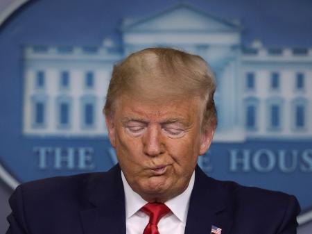 donald trump presidente dos eua 1585878137409 v2 450x337 - Melania e genro aconselham Trump a reconhecer derrota eleitoral, diz CNN
