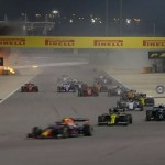 en 0 swxyaicqcm - Carro quebra ao meio e pega fogo em acidente forte na F1