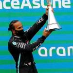hamilton - Hamilton vence no Bahrein em corrida marcada por acidente com explosão