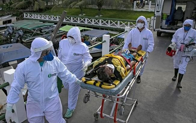 imagem 2020 11 13 212441 - Sem dados de São Paulo, Brasil registra 456 novas mortes por coronavírus