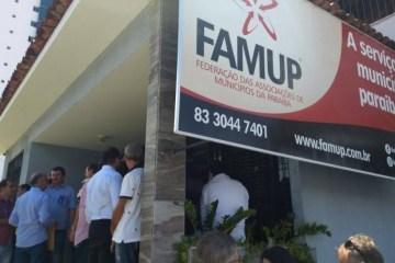 Famup realiza eleições internas nesta quinta-feira, em João Pessoa
