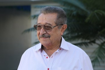 Senador José Maranhão é internado com Covid-19 em João Pessoa