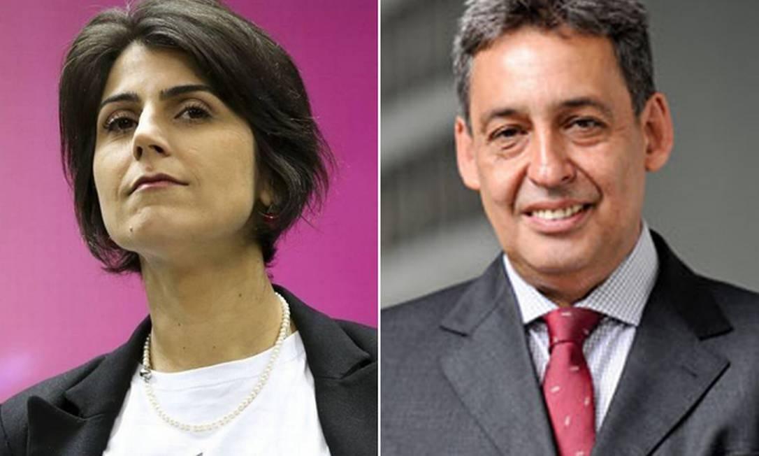 manuel apoa - PORTO ALEGRE: Manuela D´ávila e Sebastião Melo disputam segundo turno