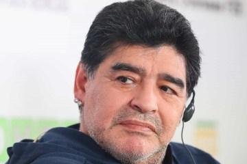 Maradona não teve insuficiência cardíaca crônica, aponta autópsia