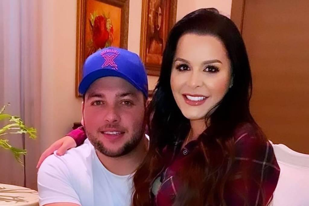 maraisa - Após assessoria negar cantora Maraísa assume namoro e publica fotos com novo amor