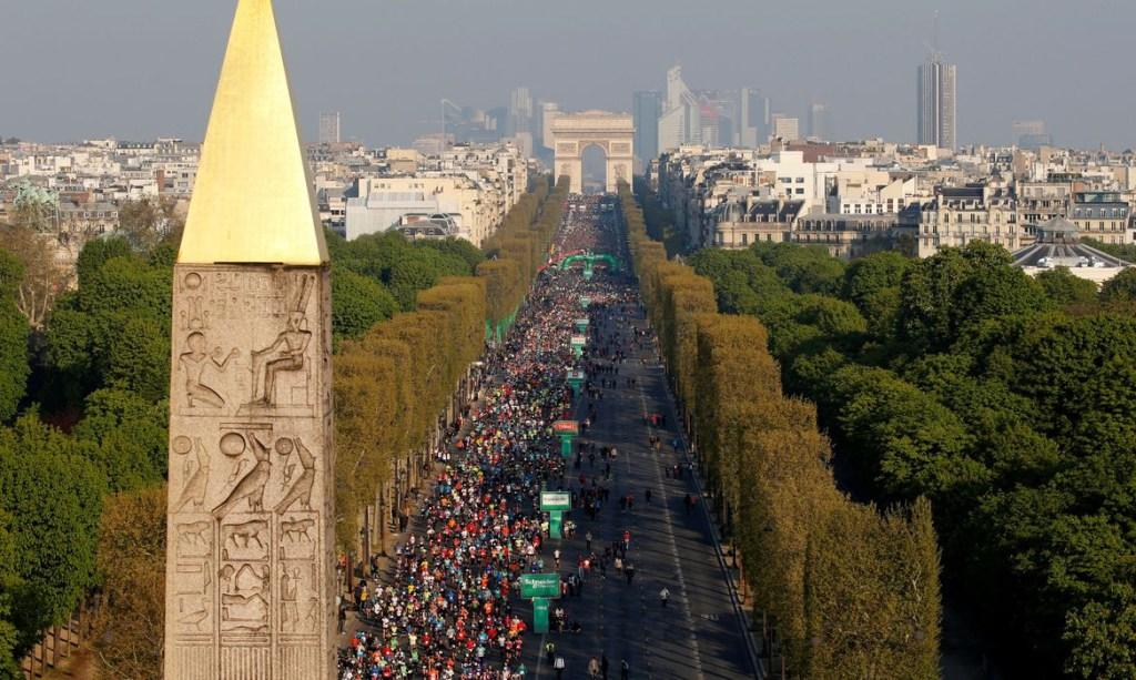 maratona de paris 1024x613 - Maratona de Paris de 2021 é adiada para outubro, devido à covid-19