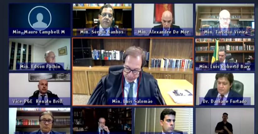 ministro Salomão - 'EFEITO IMEDIATO': ministros do TSE decidem pela inelegibilidade do ex-governador Ricardo Coutinho