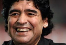 """Maradona """"está melhor"""" e inclusive já assistiu um jogo de sua equipe"""
