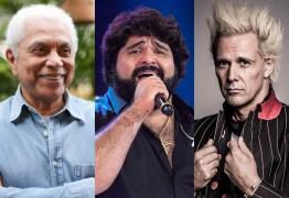 Paulinho da Viola, Cesar Menotti & Fabiano, Supla e mais shows para ver em casa