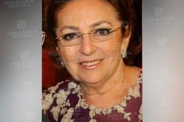 VÍTIMA DE COVID-19: morre ex-prefeita de Vieirópolis, Santa Oliveira