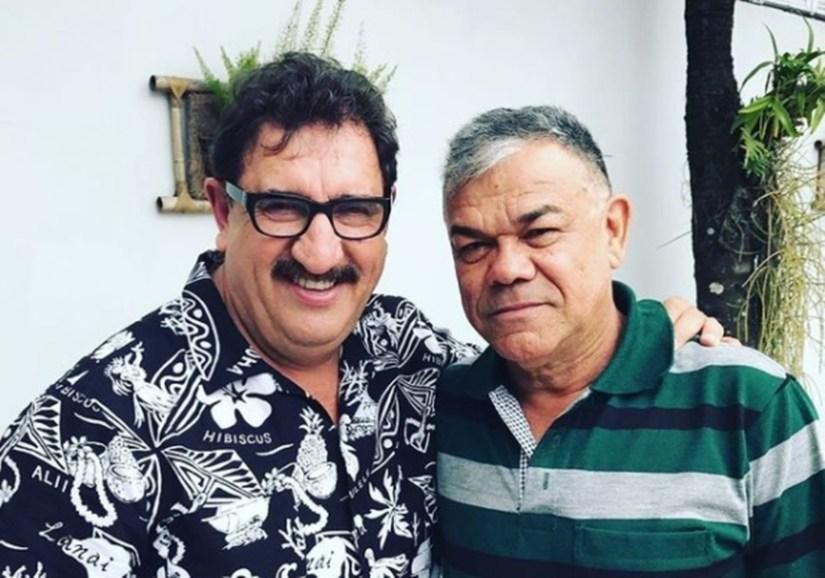 rodela - Com suspeita de Covid-19, humorista do Ratinho está internado em estado grave
