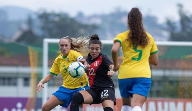 seleção brasileira - Após desistência argentina, seleção feminina terá jogos com Equador