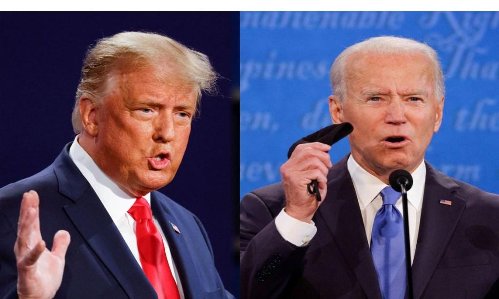 sem titulo 1usa eleicoes 1024x613 - Trump e Biden buscam votos em estados considerados campos de batalha