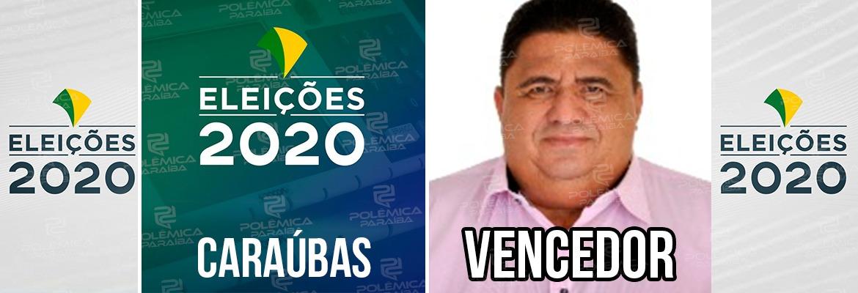 silvano dudu empate - Após empate nas urnas, Silvano Dudu é reeleito prefeito de Carnaúbas