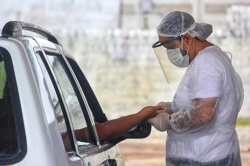 testes - COVID-19: três casos suspeitos de reinfecção são investigados na PB, segundo o secretário de saúde