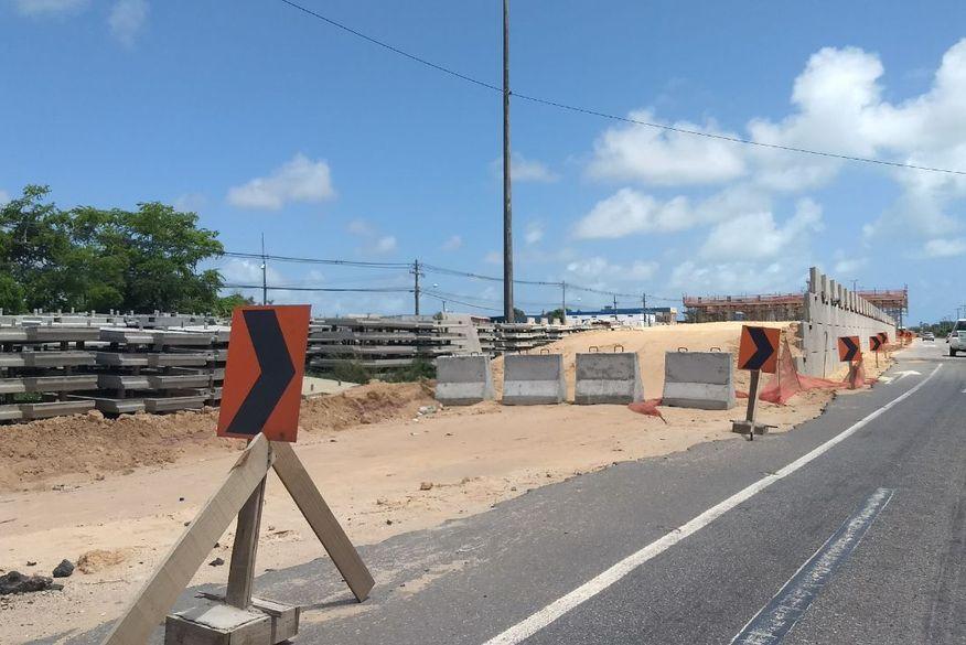 triplicação - Governo Federal libera R$ 15 milhões para obras da triplicação da BR-230