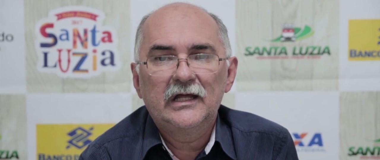 zeze - SANTA LUZIA: MPPB investiga cobrança de propina na gestão do prefeito Zezé