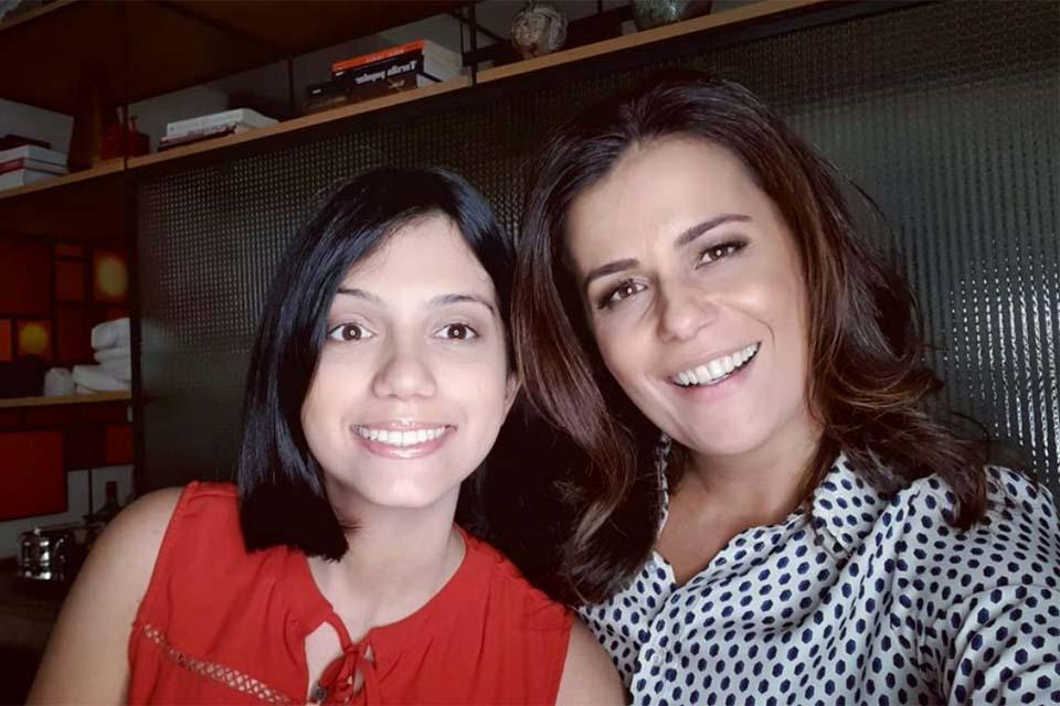 02l0r6gj0by5bra - Jornalista da Record revela que pai de sua filha quis trocá-la após criança nascer com problema