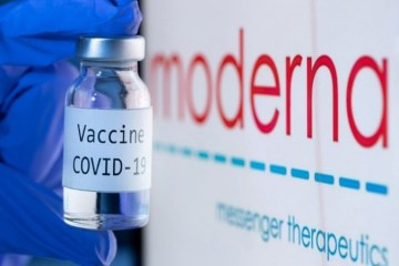 1 000 8w77vw 6425660 - Moderna tem esperança de entregar vacina antes do Natal