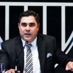 """5e8261b8dfc26 - Adorei ver Flamengo se """"lascando"""", diz presidente do Atlético"""