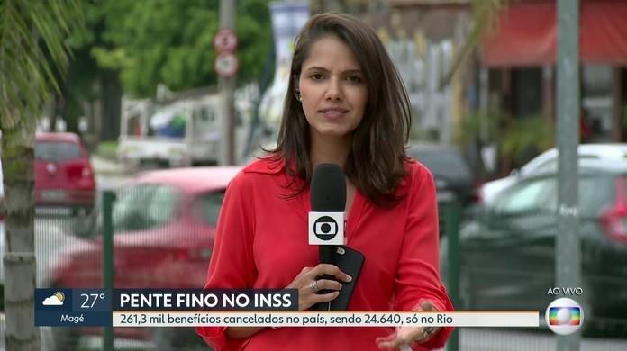 """8138763 - """"Meu pai ficou muito sentido"""", diz repórter da Globo que assumiu ser lésbica"""