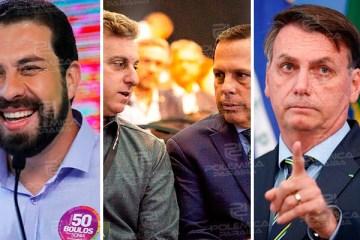CENÁRIO PARA 2022: esquerda em torno de Boulos, centro podendo fracassar se não tiver projeto comum e Bolsonaro sem rival, aponta análise