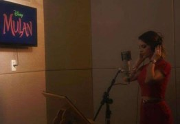 Após 22 anos, Sandy volta a gravar canção para o filme Mulan – ASSISTA
