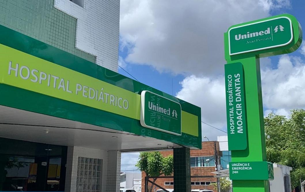 Hospital Pediatrico Unimed JP - Unimed João Pessoa realiza processo seletivo para contratação de pediatras