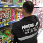 OPERACAOBRINQUEDO4 e1607104945478 - Mais de 120 lojas são autuadas em JP por descumprimento de medidas sanitárias