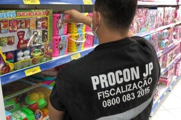 Mais de 120 lojas são autuadas em JP por descumprimento de medidas sanitárias