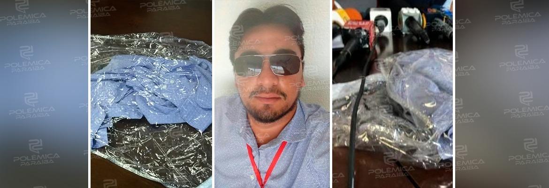 WhatsApp Image 2020 12 15 at 15.52.54 1 - EXCLUSIVO! Suspeito da morte de Expedito Pereira postou foto com a camisa do crime - VEJA IMAGENS