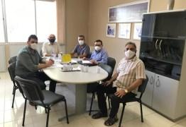 TRANSIÇÃO: equipes de Cícero Lucena recebem dados sobre as finanças da PMJP