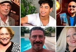 Retrospectiva 2020: relembre os famosos que morreram este ano