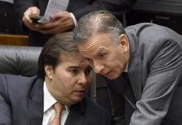 Em pesquisa, Aguinaldo Ribeiro é dos favoritos para suceder Rodrigo Maia na Câmara