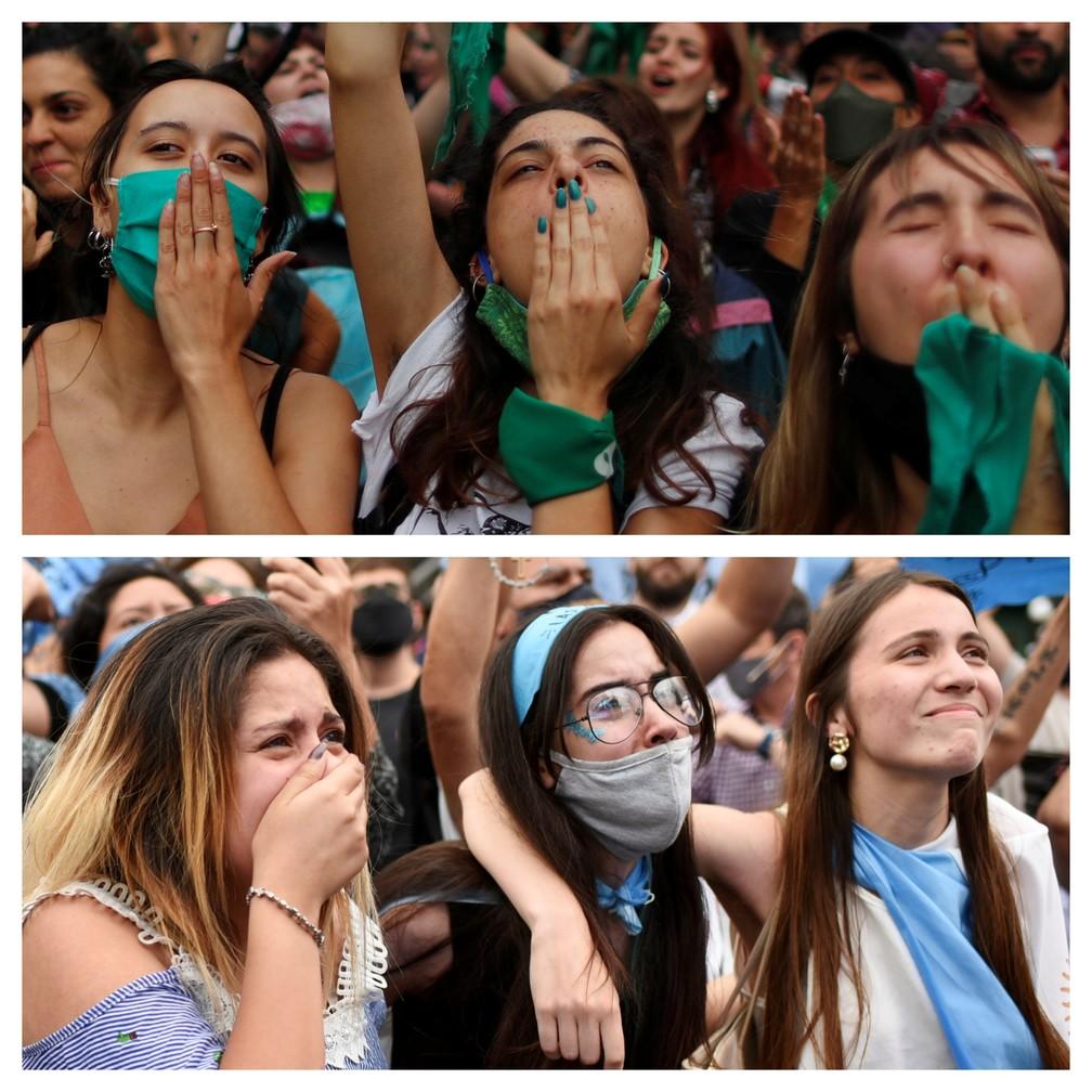 argentina aborto - Senado da Argentina vota hoje projeta que legaliza o aborto no país