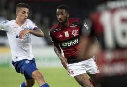 """Ramírez se defende de acusação de Gerson: """"Não fui racista""""; meia citou também fala xenofóbica de Bruno Henrique"""