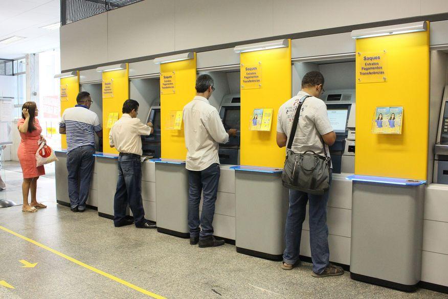 banco do brasil1 foto walla santos - Após dois funcionários testarem positivo para a Covid-19, agência do Banco do Brasil é fechada, em João Pessoa