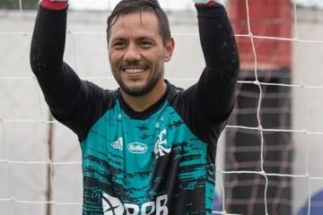 Goleiro Diego Alves deve deixar o Flamengo