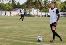 COVID-19: Elenco do Botafogo-PB tem quatro novos casos e pelo menos seis desfalques para jogo contra o Atlético-BA