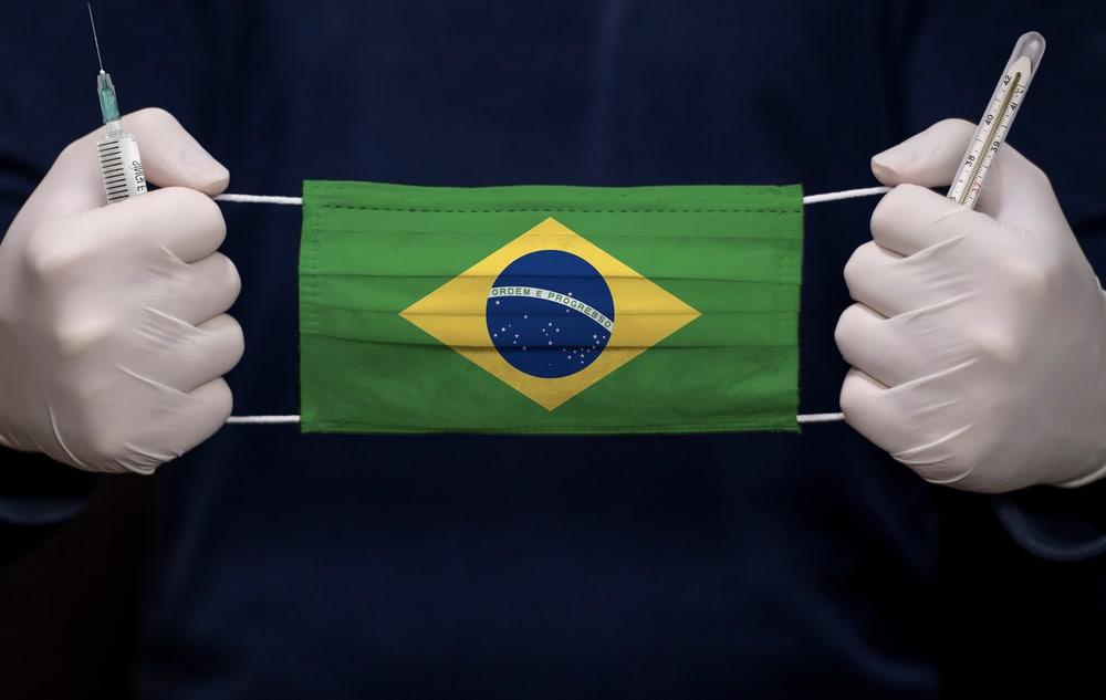 brasil - COVID-19: Brasil registra 1.111 novas mortes em 24h, maior número desde 15/9