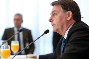 """""""Se nada fizermos, poderemos ter apagões"""", diz Bolsonaro sobre alta na conta de luz"""