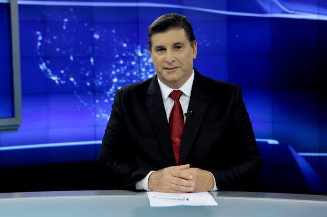 carlos nascimento - Após 14 anos, jornalista Carlos Nascimento está fora do SBT