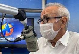 Em coletiva, Cícero Lucena promete solenidade de posse virtual e pede suspensão do réveillon em JP