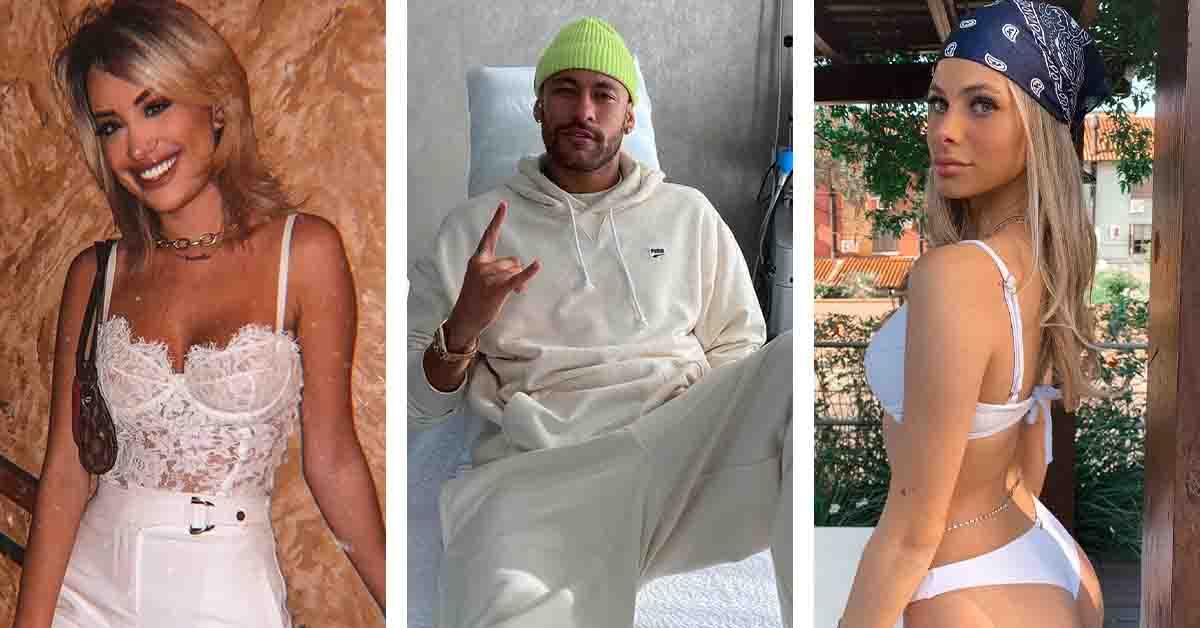 convidadas festa neymar - Confira algumas das convidadas para a festa de Ano Novo de Neymar