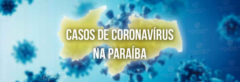 corona paraíba amarela - NAS ÚLTIMAS 24H: Paraíba confirma 1.060 novos casos de Covid-19 e 08 óbitos
