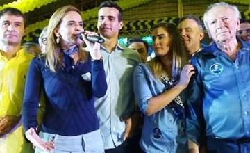 """danielaribeiro - Em entrevista Daniella Ribeiro (PP) fala sobre falta de nomes do PP na equipe de transição Romero-Bruno e diz """"Ninguém ganha sozinho"""""""