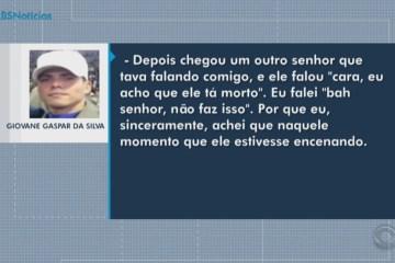 depoimento - Ex-PM diz à polícia que não sabia que João Alberto estava morto: 'Achei que estivesse encenando'
