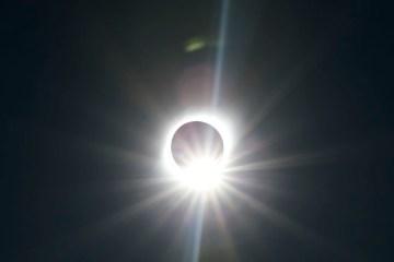 Eclipe solar parcial poderá ser visto do Brasil nesta segunda, entre meio-dia e 15h